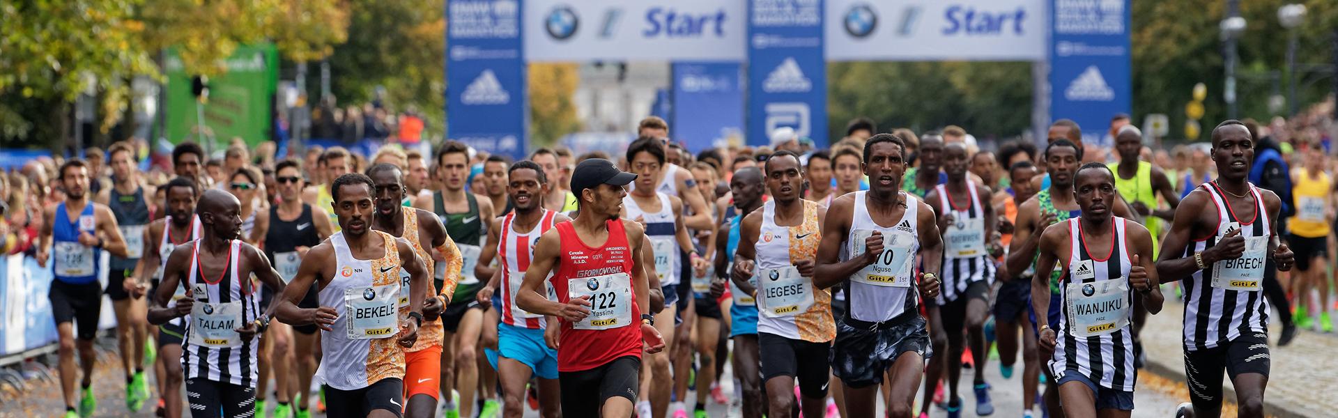 Acea Run Rome The Marathon rafforza la partnership con BMW Berlin Marathon