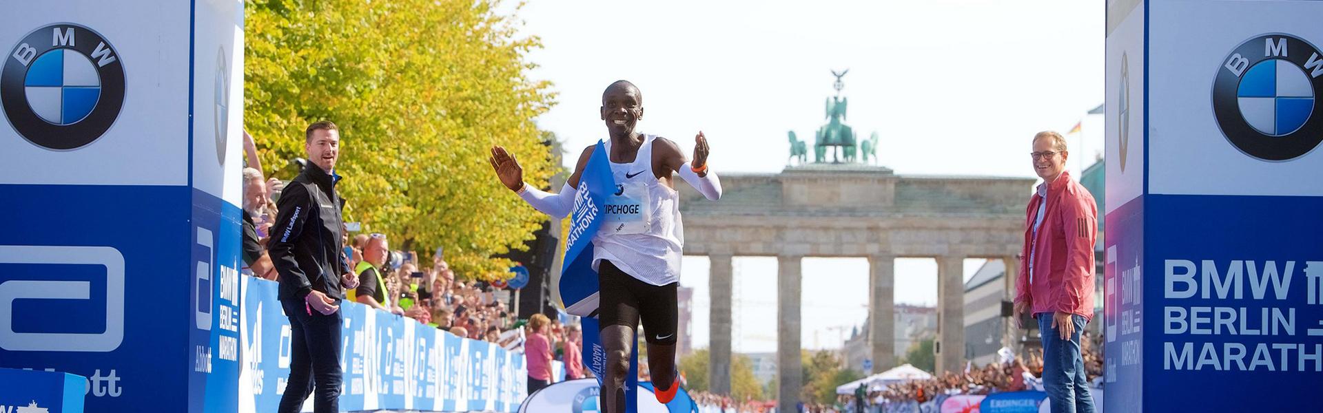 Acea Run Rome The Marathon + Bmw Berlin Marathon