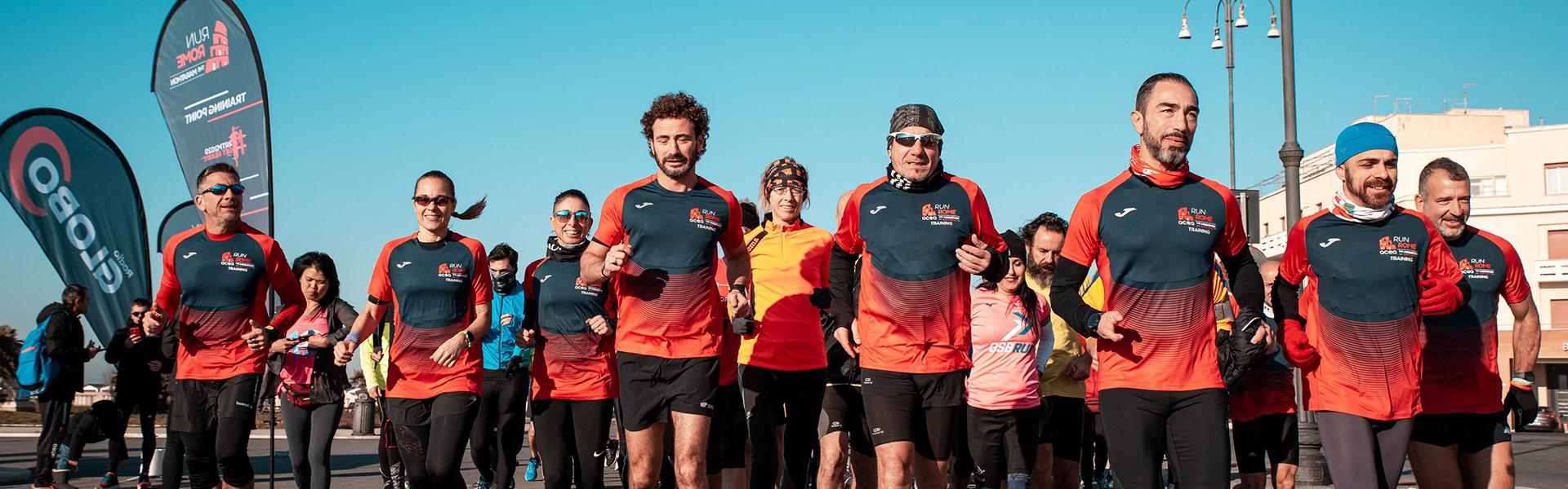 'Get Ready', gli allenamenti di Acea Run Rome The Marathon, il 9 febbraio vanno in trasferta a Firenze