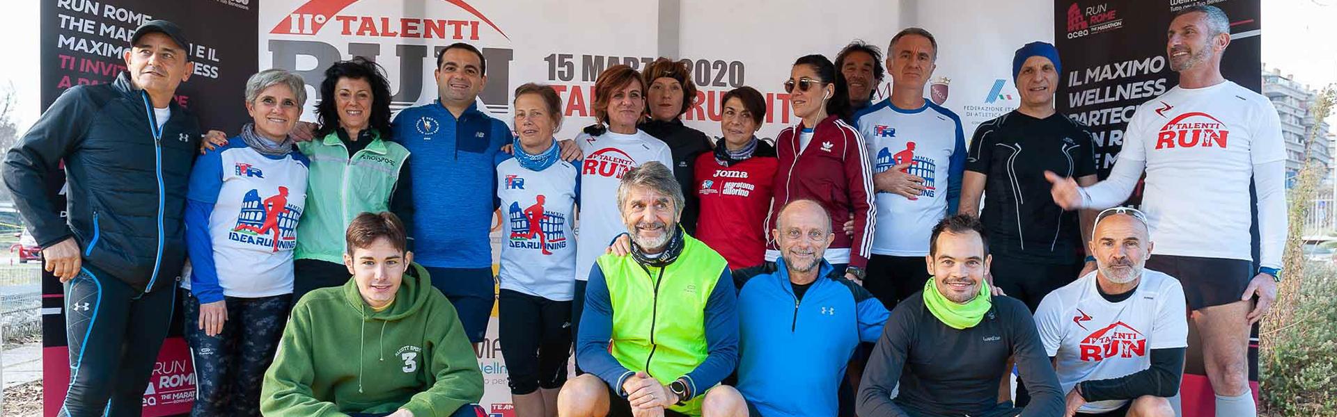 Sport, benessere e Acea Run Rome The Marathon nei circoli di Roma