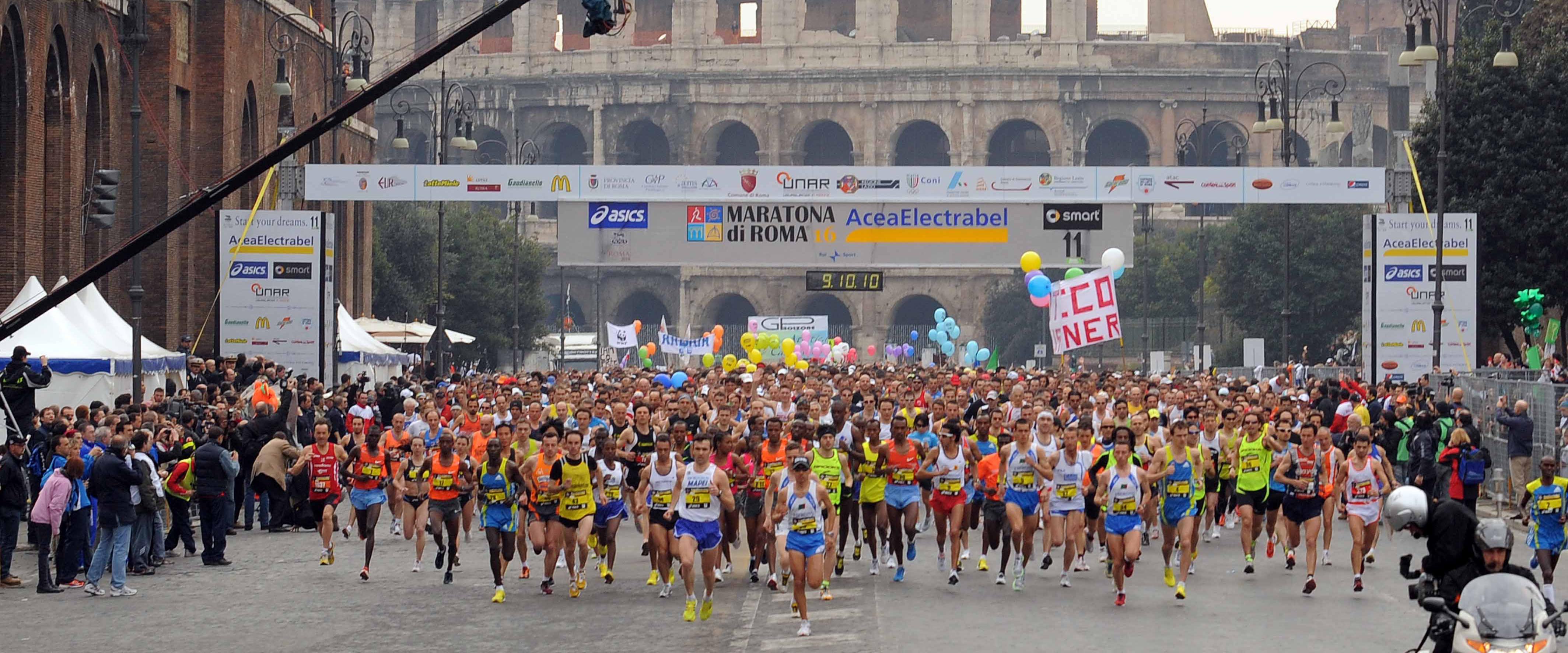 Acea Run Rome The Marathon sarà Campionato Italiano Fispe