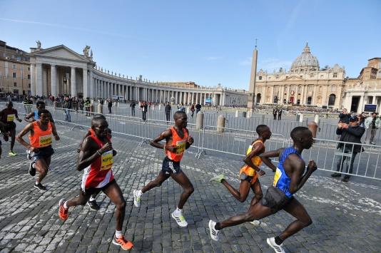 ACEA RUN ROME THE MARATHON, SVELATI I TOP RUNNER IN GARA